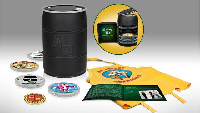 First Look: The Complete 'Breaking Bad' Box Set
