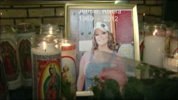 Latin singing star Jenni Rivera believed dead in plane crash