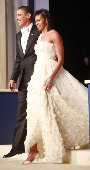 Michelle Obama put Jason Wu on the map when she danced with newly appointed President Barack Obama at the Inaugural Ball in 2009.