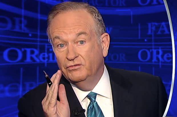 Bill O'Reilly: 'They Want Me Dead! They Do!'