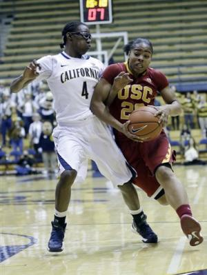 No. 7 Cal women rally to beat USC in overtime