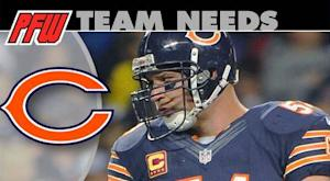 Chicago Bears: 2013 team needs