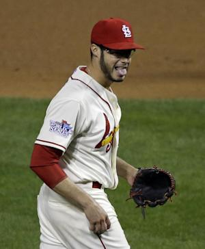 Rosenthal in relief: Rookie gets win for Cardinals