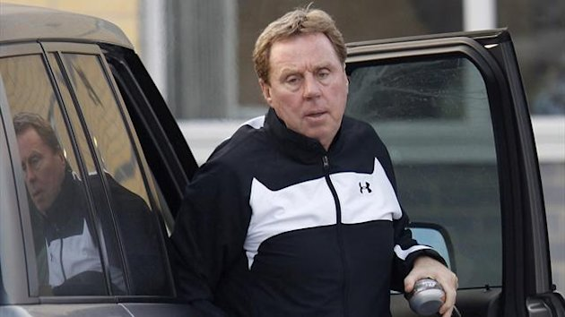 2012 Harry Redknapp