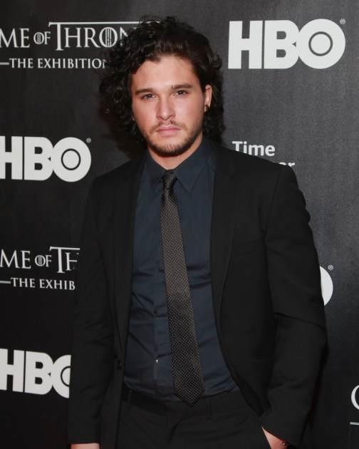 Kit Harington attends the 'Game Of Thrones: the Exhibition' New York opening at 3 West 57th Street on March 27, 2013 -- Getty Images