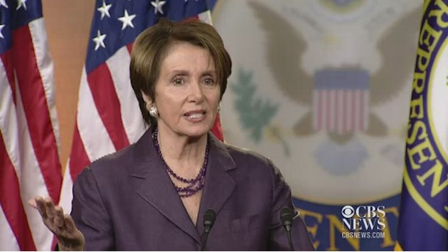 "Pelosi on IRS targeting: ""Why is this a politicized issue?"""
