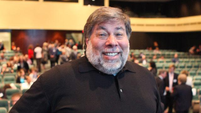 Wozniak: Apple May Decline, But Not Because It Lost Steve Jobs