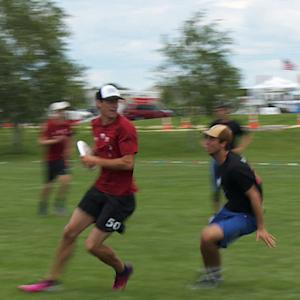 Ultimate Frisbee's U.S. Open kicks off