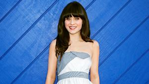 Zooey Deschanel Hasn't Written Emmy Speech Yet