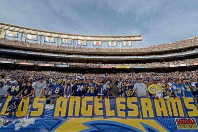 Several NFL teams expressing interest in move to Los Angeles