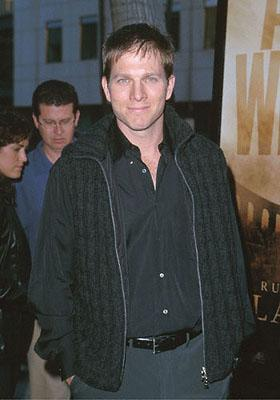 Patrick O'Neal at the Beverly Hills Academy Theater premiere for Dreamworks' Gladiator