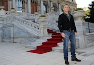 "British actor Daniel Craig poses during the presentation of the latest James Bond 007 film ""Skyfall"" at Ciragan Palace in Istanbul. James Bond has once again returned to Istanbul for ""Skyfall"", the latest film in the longest running series that this year celebrates half a century of the legendary spy in action, its director said Sunday"