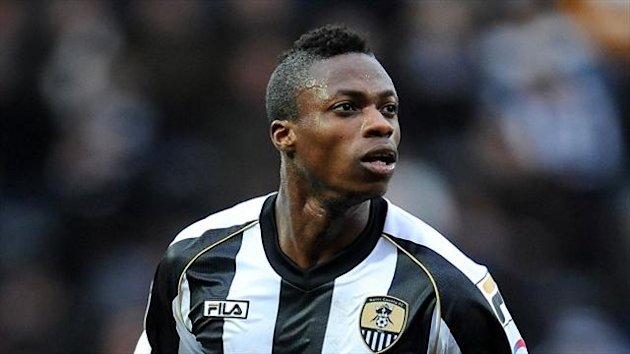 John Cofie spent time on loan at Sheffield Unitesd and Notts County last season