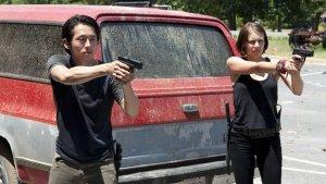 'Walking Dead': How Will Glenn and Maggie Fare in Woodbury?