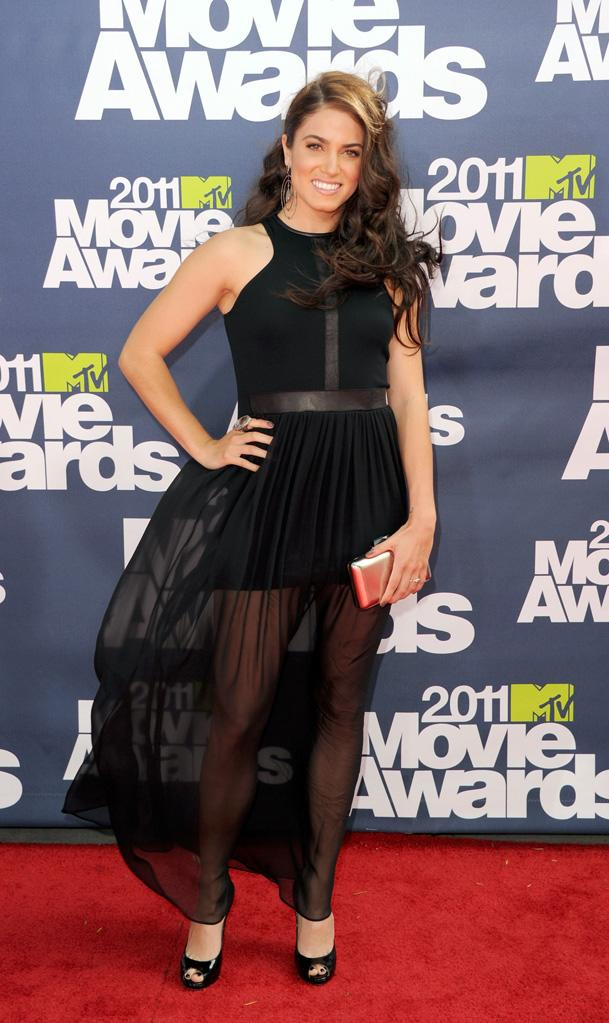 2011 MTV Movie Awards Nikki Reed
