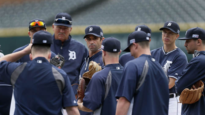 Rookie managers Williams, Ausmus reach postseason