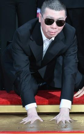Feng Xiaogang Draws Swarm Of Fans, Media During Historic Visit To TCL Chinese Theatre