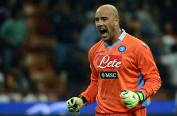 Reina making no 'assumptions' about Barcelona interest