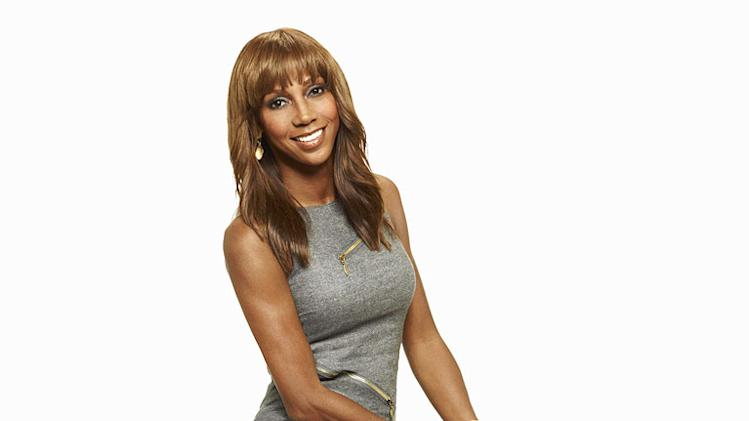 "Holly Robinson Peete hosts ""The Talk."""