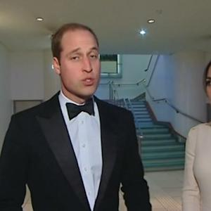 Prince William hails Mandela as