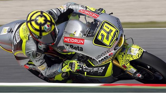 Moto2: Iannone takes first win of 2012