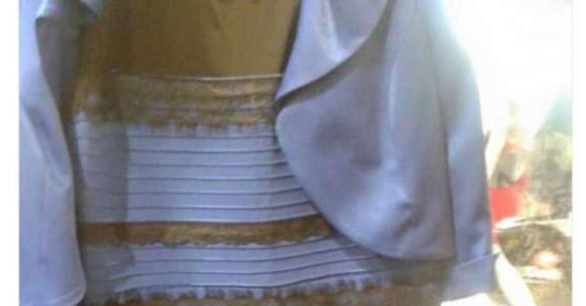 The Science Behind #TheDress
