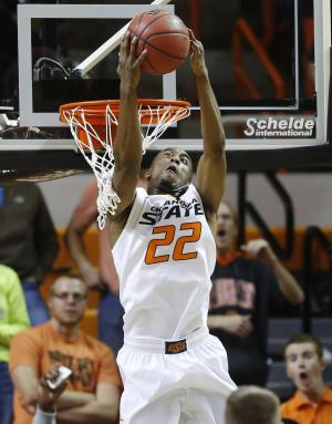 No. 8 Oklahoma State crushes Utah Valley, 93-40