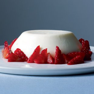 Chamomile Pannacotta: Recipes
