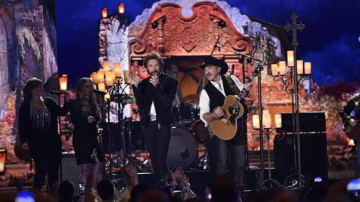 Ratings: ACM Awards Show Spikes With 50th Edition as CBS Dominates Sunday