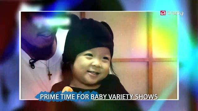 Showbiz Korea:PRIME TIME FOR BABY VARIETY SHOWS