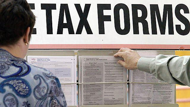 Identity theft linked to fraudulent tax returns