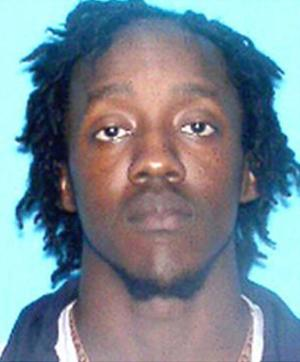 In this undated photo released by the FDLE Missing Children, Janus Saintil is shown in a booking photo. A 1-month-old baby was found dead Friday, June 1, 2012, in the trunk of a car in Florida, and the boy's father, Janus Saintil, 24, has been taken into custody, police said. (AP Photo/FDLE Missing Children)