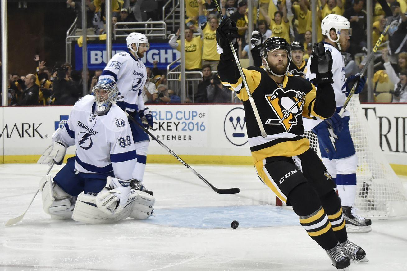 Bryan Rust becomes a playoff hero as Penguins advance to Stanley Cup Final