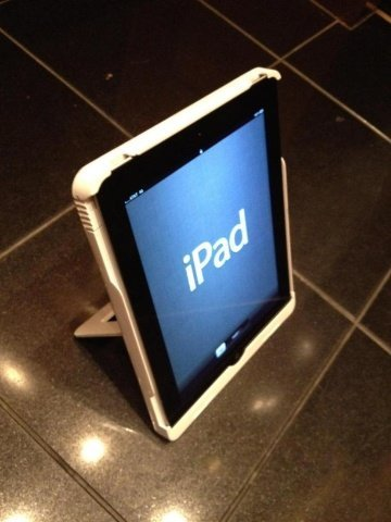 DOMK: Hot Solapad AAPL iPad Accessory Preorders Outstripping Production Schedule