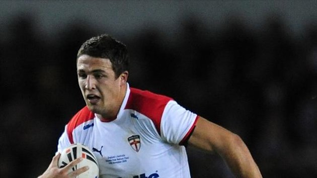 Sam Burgess could be on way back to England with Bath