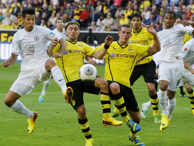 Germany Soccer Bundesliga
