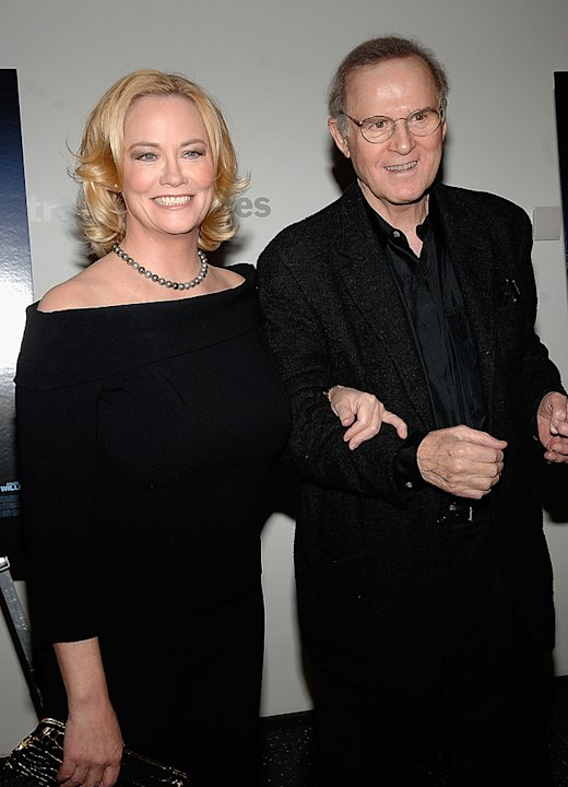 What Just Happened Premiere 2008 NY Cybill Shepherd Charles Grodin