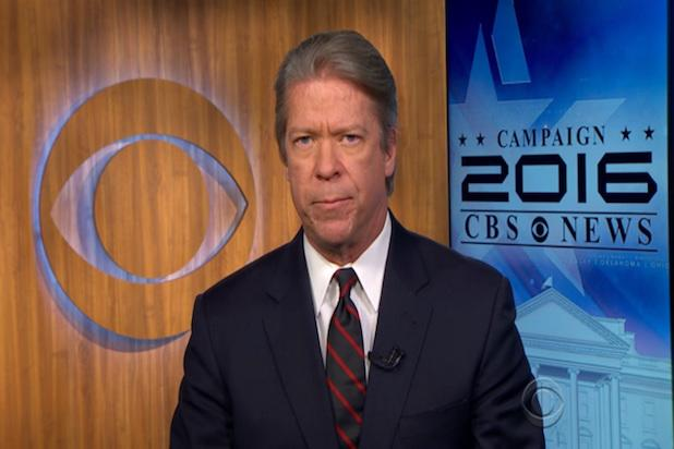 CBS GOP Debate Panelist Major Garrett: 'These Are Serious Times'