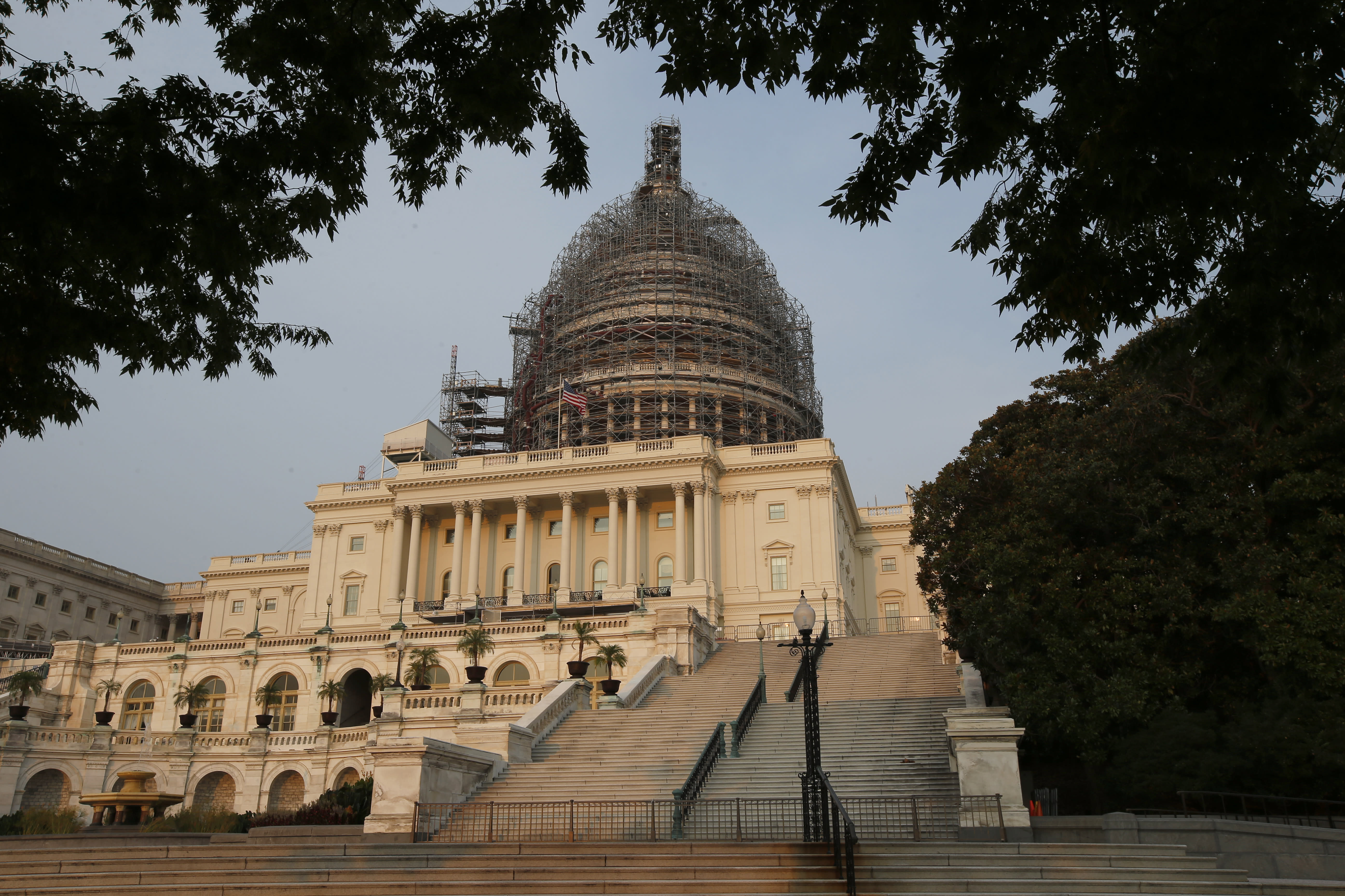 Congress returns to weighty list of unfinished business