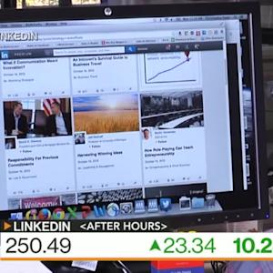 LinkedIn Beats Estimates as Sales Force Changes Pay Off