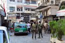 Bombs hit Syrian capital, at least 14 killed