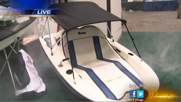 Chicago Boat, Sports, and RV Show at McCormick Place