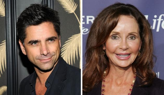 John Stamos, Jackie Zeman -- Getty Images