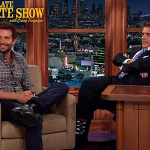 "Craig Ferguson - Bradley Cooper on ""Game of Thrones"""