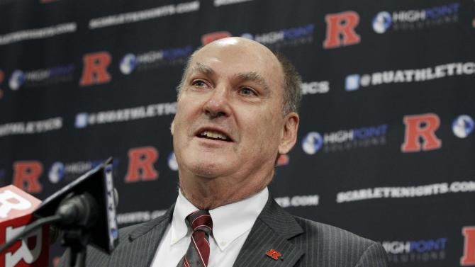Rutgers to pay $11.5 mil to leave AAC this year