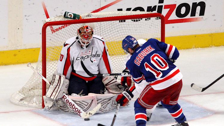 Washington Capitals v New York Rangers - Game Five