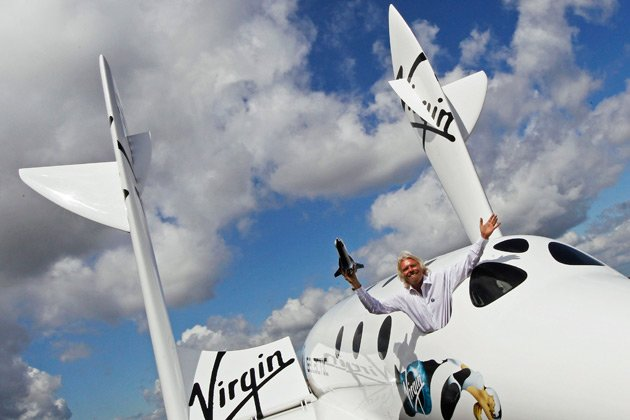 Virgin Galactic unveils LauncherOne&nbsp;&hellip;