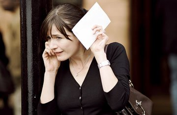 Emily Mortimer in DreamWorks Pictures' Match Point
