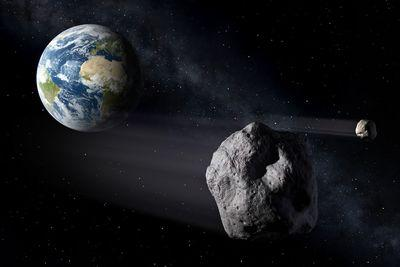 Why one former astronaut is trying to save the world from asteroids