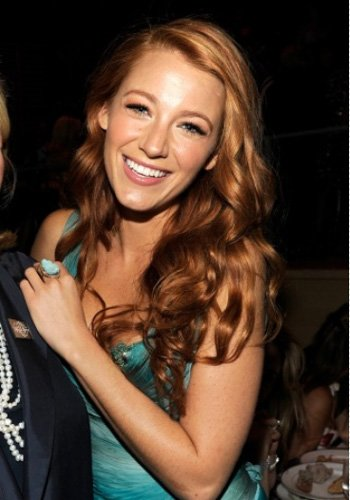 blake lively hair color. lake lively hair 2011. lake